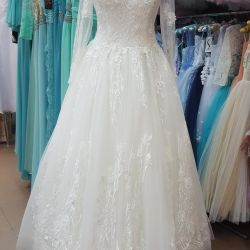 Hire of wedding dresses and accessories