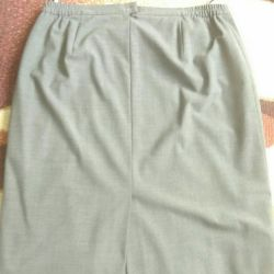 Skirt, p.60-64, length 65.Germany