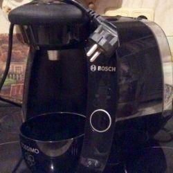 Bosch kapsül kahve makinesi