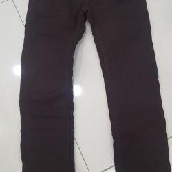 New warm pants
