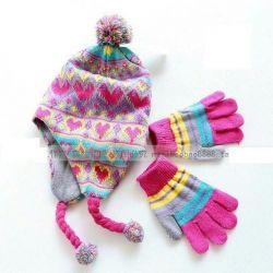 Καπέλο demi-σεζόν + γάντια νέα
