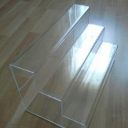 Shelf-stand for bottles, varnishes, etc.