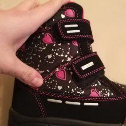 Yeni membran ortopedik ayakkabılar