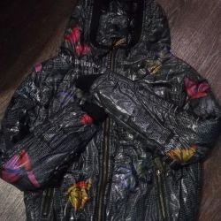 Spring jacket light, new