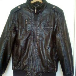 Jacket (winter), nat fur.