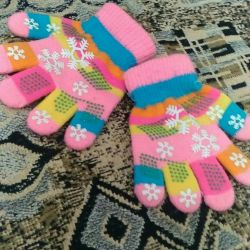 Gloves for girls