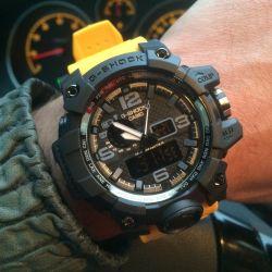 Часы casio G - Shock Новинки