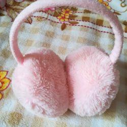 Ακουστικά Γούνας