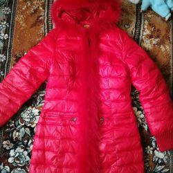 Куртка червона Обмін