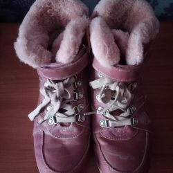 Winter boots fairy tale 36