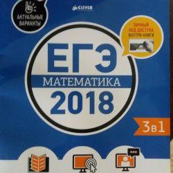Matematikte ege için Kitap Hazırlama