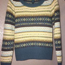 Ζεστό πουλόβερ