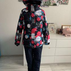 Columbia ski suit new