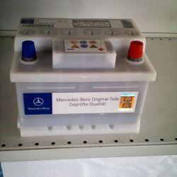 Battery MERCEDES-BENZ 35AH 520A