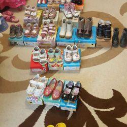 Обувь для девочки р. 19-28
