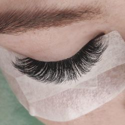 Eyelash extensions, volumes