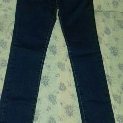 Jeans narrowed new on girls