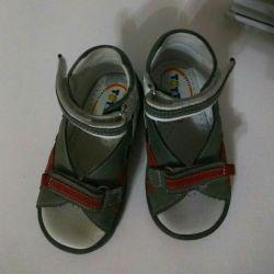 ортопедичні сандалі
