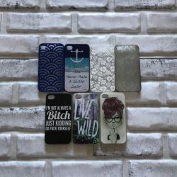 Cases for iPhone 4,4s