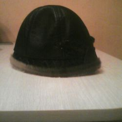 Hat Natures Leather Fur