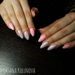 Manicure, gel polish