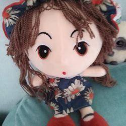 Rag new doll