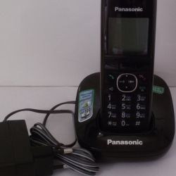 New Panasonic KX-TG5511 phone