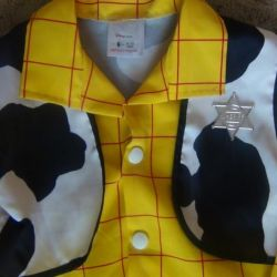 Sheriff Woody Jacket Toy Story.