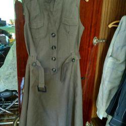Flax dress