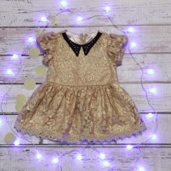 Elegant children's dress