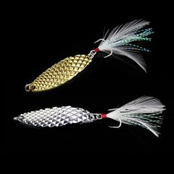 Bauble με γάντζους για ψάρεμα Νέα