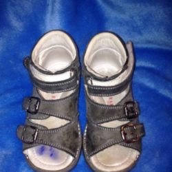 Rabbit orthopedic sandals
