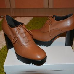 New Italy Ankle Boots Full Leather