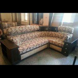 Sofa Corner + Warranty