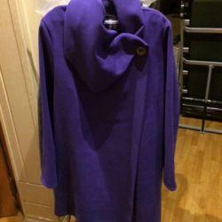Παλτό σακάκι νέο φως, αλλά ζεστή Ιταλία