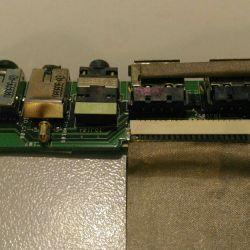 Asus M50SV USB Kartı ve Ses