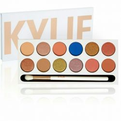 KYLIE Kyshadow The Royal Peach Palet