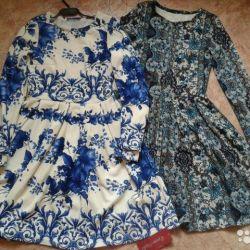 Elbiseler yeni