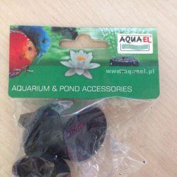 Aqua el sucker for aquarium filters