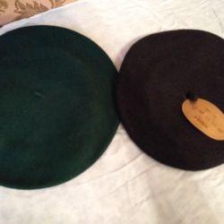 New beret