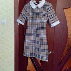 Платье в хорошем состоянии. Одевалось пару раз!