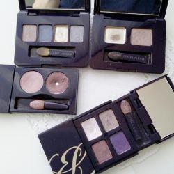 Shadows in the Estée Lauder package.