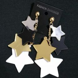 Incendiary Party Earrings