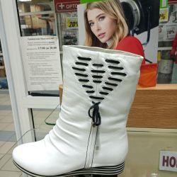 Μπότες 36 μέγεθος νέο Siti Χειμώνας χειμώνα