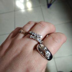 Δαχτυλίδια από κοσμήματα