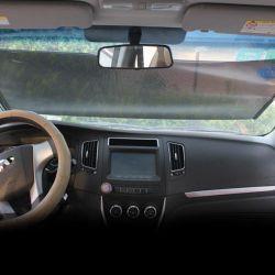 Шторка на лобовое( заднее) стекло автомобиля.