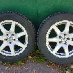 Wheels volvo s80