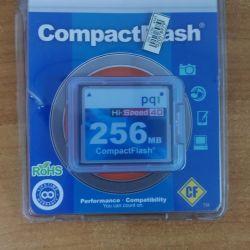 Compact flash 256 mb