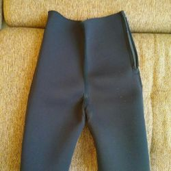 Kilo kaybı için pantolon, 46-48
