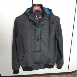 Jacket Cropp S р.44-46 warmed